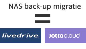 NAS migratie