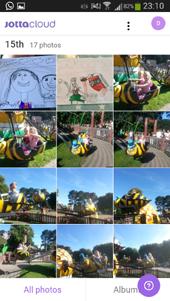 Photos mobiel